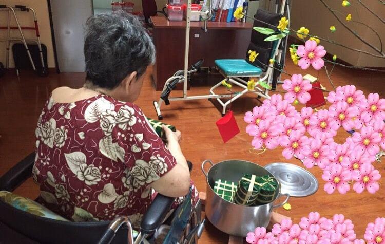 Trung tâm Hoa Sen Nhật Bản tổ chức tất niên năm 2020